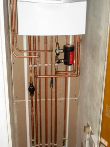 London Boiler Installers - Sample Work