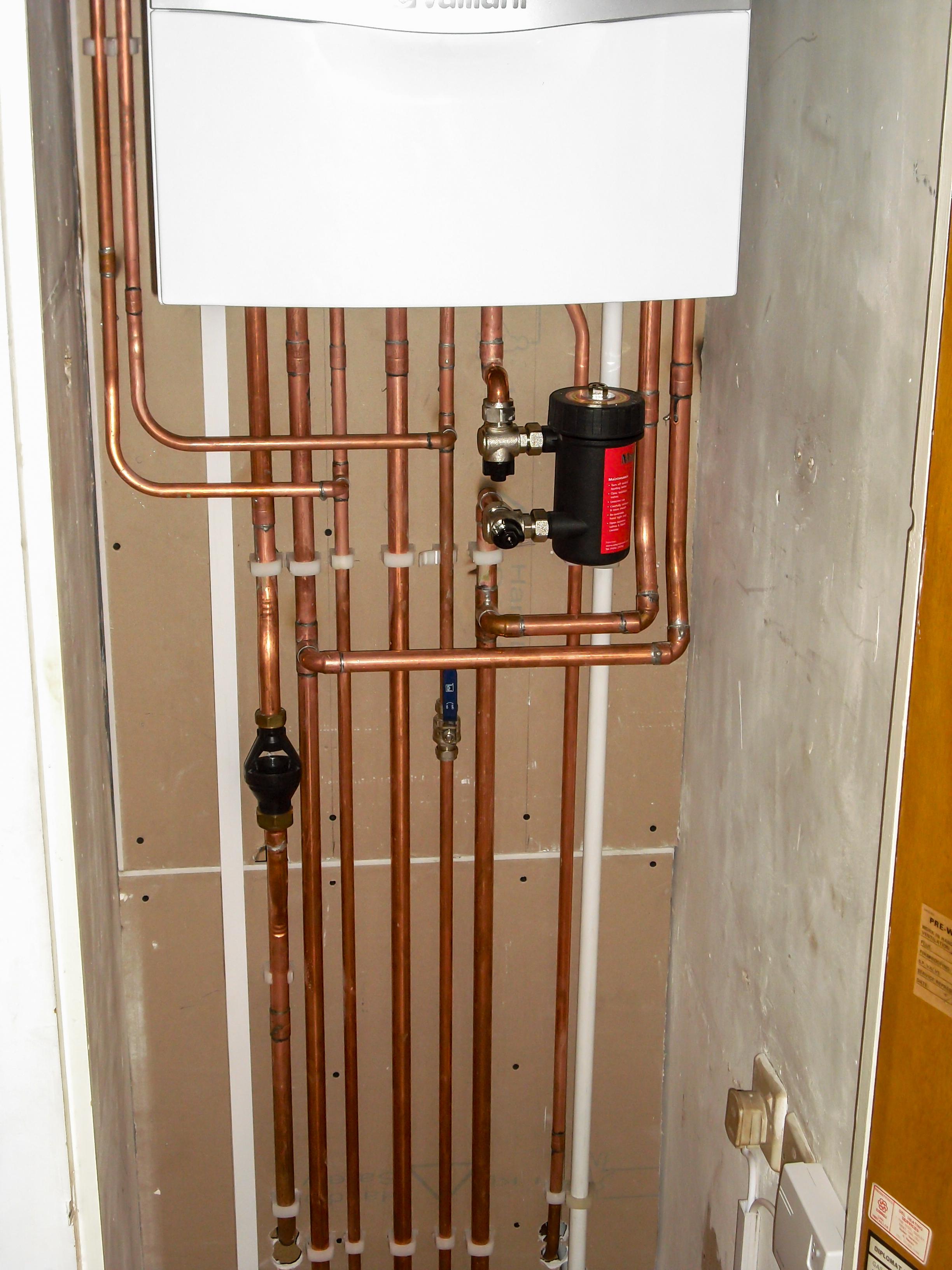 London Boiler Installers - Sample Work